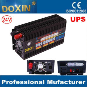 24V 1500W UPS Power Inverter with Battery Charger pictures & photos