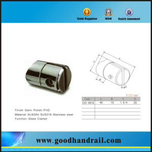 Glass Clamp (curved bottom) Co-3926 pictures & photos