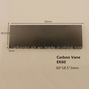 Procurement EK60 Carbon Vane for Becker Vacuum Pump pictures & photos