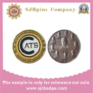 Custom Sandblast Medal Coin pictures & photos