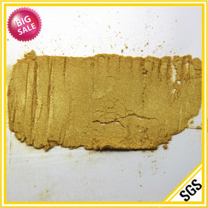 Supplier Paint Gold Mica Pearl Pigment pictures & photos