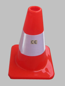 12 Inch Small PVC Soft Orange Traffic Safety Cones (LZ-208) pictures & photos