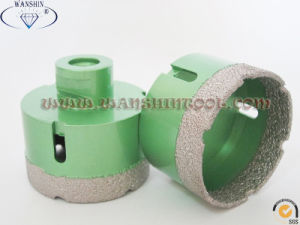 68mm M14 Dry Diamond Drill Bit Holesaw for Germany Market pictures & photos