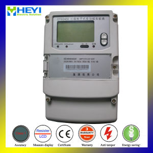 Portable Electric Meter Three Phase Four Wire State Grid Power Supplier pictures & photos