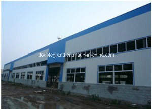 Prefab Multi-Storey Steel Structure Workshop Building (DG-SSW7) pictures & photos