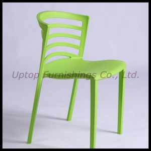 Green Plastic Stacking Paolo Favaretto Venezia Chair (SP-UC295) pictures & photos