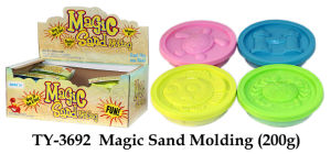 Funny Magic Sand Molding 250g Toy pictures & photos