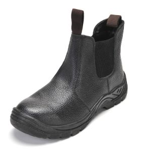 Safety Boots with Steel Toe and Steel Plate PU Outsole Boots