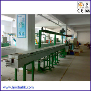 High Quality and Speed Silicone Wire Extruder Machine pictures & photos