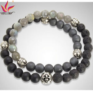 SMB004 Hot Fashion Labradorite Gemstone Jewelry pictures & photos