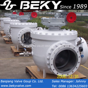 Three Way Ball Valve (Q347F)