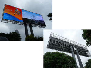 Chipshow AV16 Ventilation LED Display Outdoor Advertising LED Display pictures & photos
