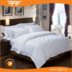 100% Cotton 400tc Hotel Bedding Set (DPF060902) pictures & photos
