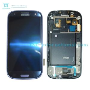 Wholesale Original Mobile Phone LCD for Samsung S3/I9300 pictures & photos
