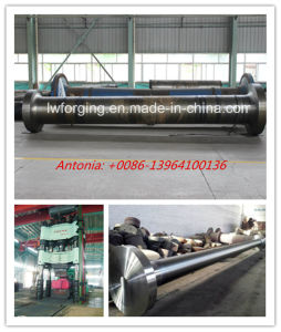Forged Intermediate Rollers Open Die Forging According to User′s Drawings Meeting ISO9001 pictures & photos