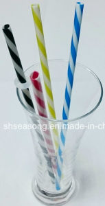 Drinking Straw / Spiral Design Straw (SS5105) pictures & photos