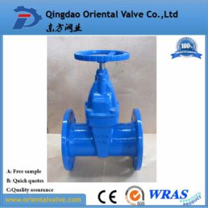 Made in China Hot Sale Pneumatic Gate Valve with Dn100 pictures & photos