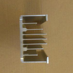 Aluminum Heatsink Radiators Extruded Profiles pictures & photos