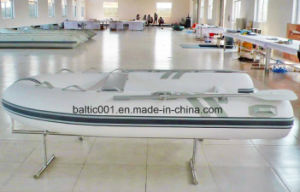 Small Plastic Rigid Inflatable Boat Sale 250 pictures & photos
