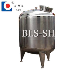 Stainless Steel Sanitary Storage Tank pictures & photos