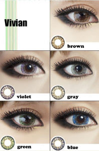 Vivian Color Contact Lenses (LC-V-01)