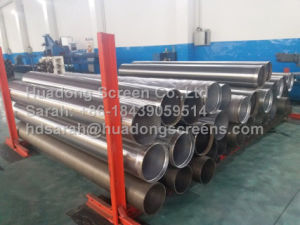 Well Complete Wire and Supporting Rod Wrap Screen for Water Well Complete pictures & photos