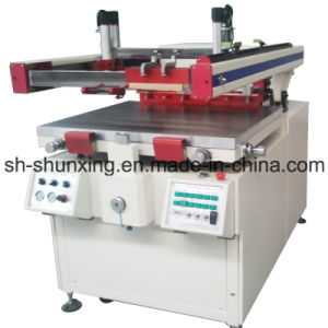 Semi-Automatic Screen-Printing Machine