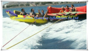 Inflatable Flying Manta Ray Fish Boat for Water Sports (CY-M2007) pictures & photos