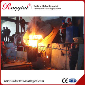 2t Steel Induction Melting Furnace pictures & photos
