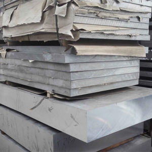 6063 Aluminum Plate Aluminum Alloy Sheet pictures & photos