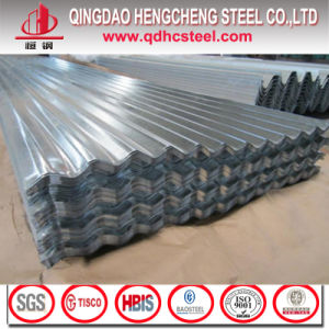 Zinc Coated Galvanized Corrugated Sheet pictures & photos