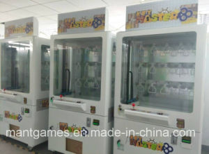 Happy Push Key Master Prize Vending Game Machines pictures & photos