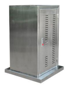 High Quality Stainless Steel Coffee Machine Enclosure pictures & photos