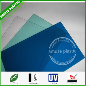 China Customized Plastic Building Material Solid Polycarbonate Board Sheet pictures & photos