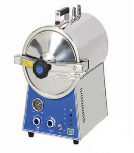 Table Top Steam Sterilizer Medical Autoclave Price pictures & photos