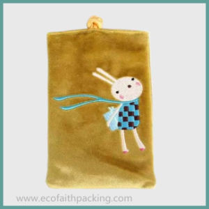 Velvet Drawstring Gift Bag for Electronic Gadgets