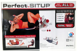 Perfect Situp Home Fitness Equipment pictures & photos