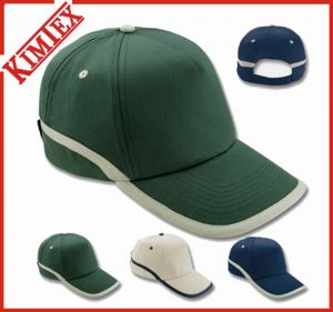 100% Cotton 5 Panel Sports Embroidery Baseball Cap pictures & photos