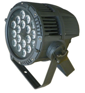 200W Outdoor RGBWA 5in1 LED PAR Light