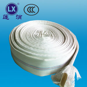 3 Inch PVC Double Jacket Firefighting Hose Pipe pictures & photos