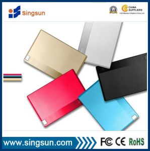 Ultra Thin Credit Card Portable Charger Power Bank
