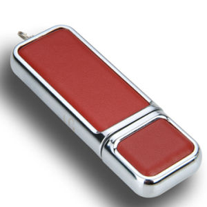 Leather Flash Drives (ZC-UF508)