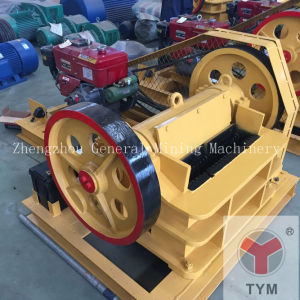 Stone Materials Jaw Crusher Machine From Factory in China pictures & photos