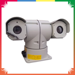 Dual Head Thermal Camera with 30X Zoom CCD PTZ pictures & photos