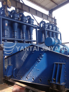 Mining Machinery High Wear-Resisting Rubber Lined Hydrocyclone pictures & photos