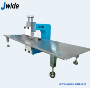 1.2m LED PCB V Cutting Separator with Platform pictures & photos