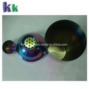 3-Pieces Rainbow Color Stainless Steel Cocktail Shaker Drink Mixer pictures & photos