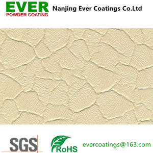 White Ral9016 Crocodile Effect Powder Coating Powder pictures & photos