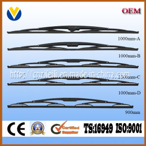 OEM Metal Frame Wiper Blade (1000mm wiper blade) pictures & photos
