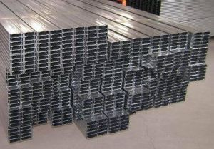 Galvanized Steel Sheet Profile for Furniture